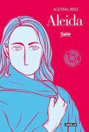ALEIDA AGENDA 2022 / ROJA