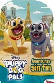 PUPPY DOG PALS AVENTURAS SIN FIN