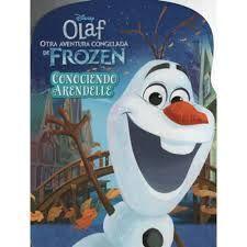 OLAF OTRA AVENTURA DE FROZEN CONOCIENDO ARENDELLE