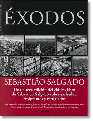 SEBASTIÃO SALGADO. ÉXODOS