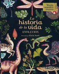 LA HISTORIA DE LA VIDA EVOLUCIÓN