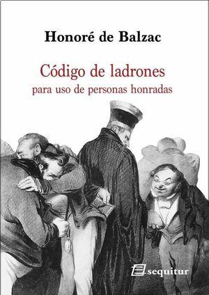 CÓDIGO DE LADRONES