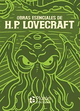 OBRAS ESENCIALES DE H. P. LOVECRAFT