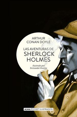 LAS AVENTURAS DE SHERLOCK HOLMES (POCKET)
