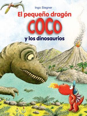 EL PEQUEÑO DRAGÓN COCO Y LOS DINOSAURIOS
