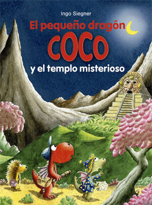 EL PEQUEÑO DRAGÓN COCO Y EL TEMPLO MISTERIOSO