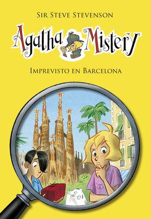 AGATHA MISTERY 26. IMPREVISTO EN BARCELONA