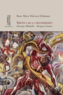 ERÓTICA DE LA TRANSGRESIÓN