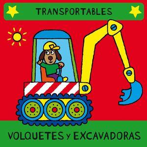 VOLQUETES Y EXCAVADORAS