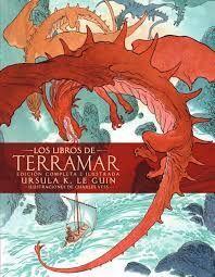 LOS LIBROS DE TERRAMAR. EDICIÓN COMPLETA ILUSTRADA