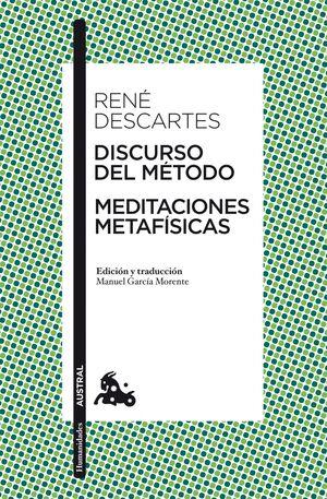 DISCURSO DEL METODO - MEDITACIONES METAFISICAS
