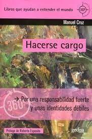 HACERSE CARGO