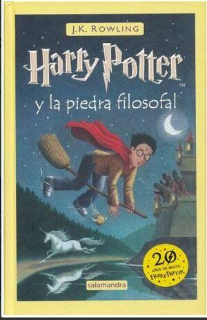 HP 1 Y LA PIEDRA FILOSOFAL