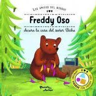 FREDDY OSO DECORA LA CASA DEL SEÑOR BUHO