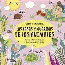 LAS CASAS Y GUARIDAS DE LOS ANIMALES