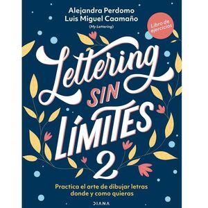 LETTERING SIN LIMITES 2
