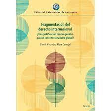 FRAGMENTACION DEL DERECHO INTERNACIONAL
