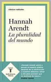 LA PLURALIDAD DEL MUNDO / ANTOLOGIA
