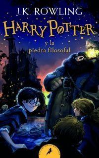 HARRY POTTER Y LA PIEDRA FILOSOFAL H.P.1