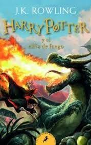HARRY POTTER Y EL CALIZ DE FUEGO  H.P. 4
