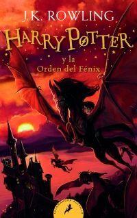 HARRY POTTER Y LA ORDEN DEL FÉNIX H.P.5