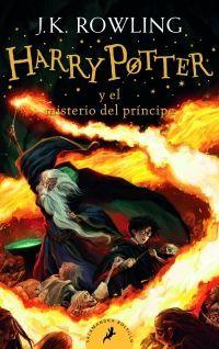 HARRY POTTER Y EL MISTERIO DEL PRINCIPE H.P. 6
