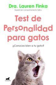 TEST DE PERSONALIDAD PARA GATOS