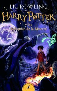 HARRY POTTER Y LAS RELIQUIAS DE LA MUERTE H.P.