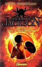 LA BATALLA DEL LABERINTO PERCY JACKSON 4