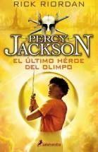 PERCY JACKSON EL ULTIMO HEROE DEL OLIMPO 5