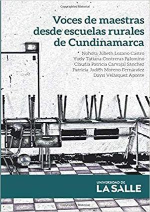 VOCES DE MAESTRAS DESDE ESCUELAS RURLES DE CUNDINAMARCA