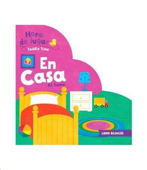 HORA DE JUGAR EN CASA