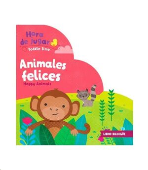 HORA DE JUGAR ANIMALES FELICES