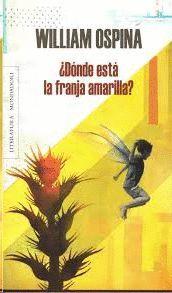 ¿DONDE ESTA LA FRANJA AMARILLA?