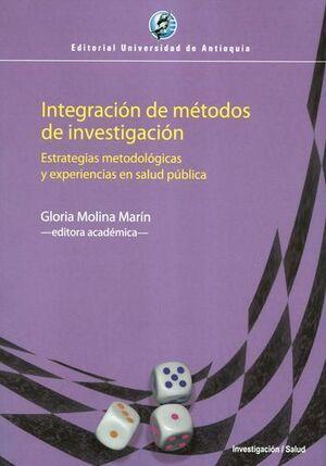 INTEGRACION DE METODOS DE INVESTIGACION