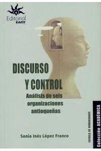 DISCURSO Y CONTROL