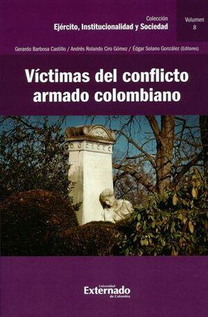 VICTIMAS DEL CONFLICTO ARMADO COLOMBIANO