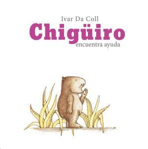 CHIGÜIRO ENCUENTRA AYUDA (C)