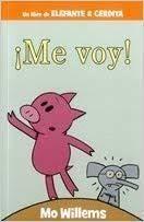 ME VOY, ELEFANTE Y CERDITA