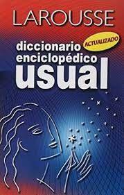DICCIONARIO ENCICLOPEDICO USUAL