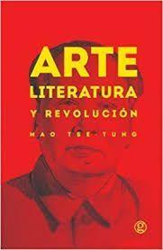 ARTE , LITERATURA , REVOLUCION